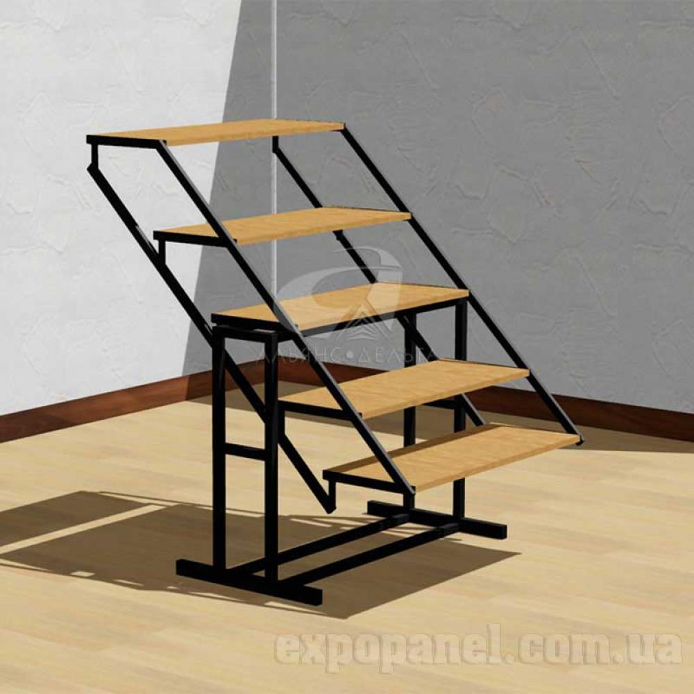 Стол-стеллаж трансформер